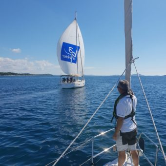 Gennaker segeln mit b3onWater